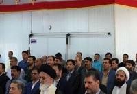 مجتمع کشتارگاهی صنعتی Â«معین دام یزد» با حضور وزیر جهاد کشاورزی به بهرهبرداری رسید