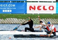 مجللی اولین مدال قایقرانی بزرگسالان ایران در قهرمانی جهان را کسب کرد