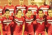 ترکیب تیم فوتبال پرسپولیس برابر الاهلی عربستان اعلام شد