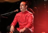 تور کنسرتهای علیرضا قربانی در ۴ شهر برگزار میشود