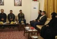 سفر خانواده حججی به سوریه برای مشایعت پیکر «شهید» به تهران