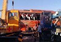 علت واژکونی اتوبوس در داراب اعلام شد/ خواب آلودگی راننده جان ۹ نفر را گرفت