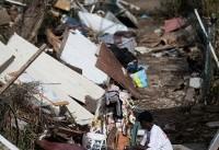 Macron, Johnson visit hurricane-hit Caribbean