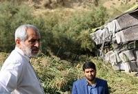 حضور دادستان تهران در محل حادثه تصادف جاجرود/ تشکیل پرونده قضایی