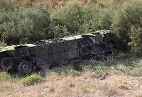 نظر پلیس درخصوص حادثه سقوط اتوبوس آبعلی طی ساعات آینده اعلام می شود