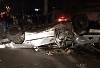 ۱۷ کشته و زخمی در دو تصادف پژو های حامل اتباع افغان
