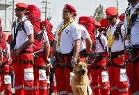 هلال احمر تیم امداد هسته ای ندارد/ امدادرسانی در زمان حوادث هسته ای داوطلبانه است