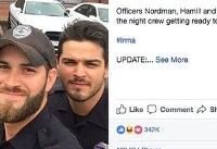 These Florida cops are going viral for a fairly obvious reason