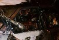 شب مرگبار جاده سلفچگان/ پنج کشته در سانحه تصادف پژو ۴۰۵ و تریلی