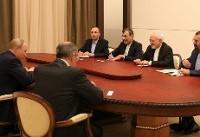 عکس | ظریف با پوتین دیدار کرد