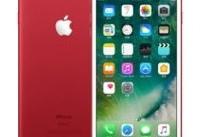 اپل تولید آیفون ۷ قرمز را متوقف کرد