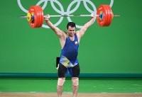 رکوردشکنی سهراب مرادی پیش از اعزام به بازیهای ترکمنستان