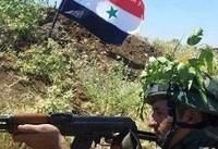 ادامه پیشروی های ارتش سوریه در غوطه شرقی