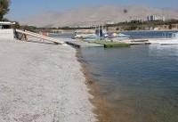 دریاچه آزادی خشک نشود! + عکس
