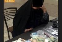 گدای پولدار در تهران (عکس)