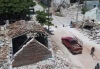افزایش شمار تلفات زمین لرزه در مکزیک