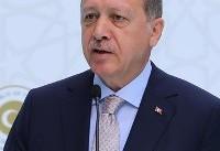 اردوغان از احتمال همکاری با ایران برای تحریم کردستان خبر داد