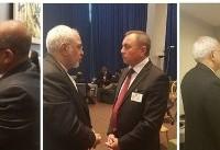 دیدار وزیران امور خارجه الجزایر، بلاروس و نروژ با ظریف