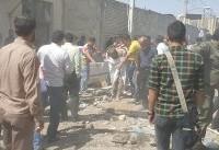 انفجار کپسول گاز در واحد اقامتی اطراف حرم حضرت معصومه(س)