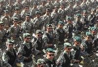 مراسم رژه نیروهای مسلح همزمان با فرا رسیدن هفته دفاع مقدس آغاز شد