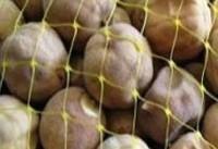 ۱۸ تن لیمو خشک قاچاق در غرب استان تهران کشف شد