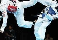 حدف کاظمی با شکست مقابل قهرمان جهان