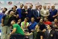 درخشش کاراته کاهای ایران در لیگ جهانی
