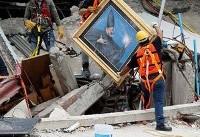 Deadly aftershock, volcanic ash spread alarm in Mexico
