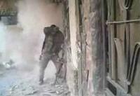 حملات هوایی روسیه به مواضع تروریستها در حومه ادلب