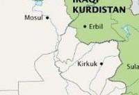 ایران مرزهای هوایی خود با اقلیم کردستان را مسدود اعلام کرد