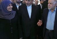 معاون اول رئیس جمهوری از نمایشگاه ایران پلاست بازدید كرد