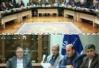 جلسه بررسی مشکلات کارگران هپکو و آذرآب در وزارت صنعت برگزار شد