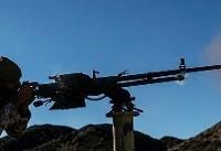 تک سنگین تکاوران سپاه در ارتفاعات اشنویه
