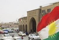 همهپرسی جدایی منطقه کردستان عراق آغاز شد