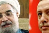 رئیس جمهور در گفتوگو با اردوغان: باید به برهم زنندگان ثبات منطقه پیام روشنی داده شود