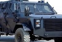 ولف خودرویی در اختیار نظامیان صهیونیست(+عکس)