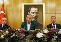 نقشه راه سه مرحلهای ترکیه در پاسخ به رفراندوم استقلال کردستان عراق