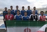 پایان بدون مدال شنای ایران در بازیهای داخل سالن