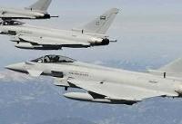 تجاوز گسترده جنگنده های سعودی به تعز