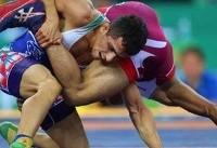 بازیهای داخل سالن آسیا؛ قهرمانی مدالی تیم ملی کشتی آزاد