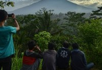 Nearly 50,000 Evacuated as Fears of Volcanic Eruption Grow in Bali