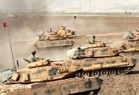 آغاز رزمایش نظامی مشترک ارتش عراق و ترکیه در مرزهای دو کشور