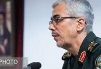 دستور سرلشکر باقری به نیروهای مسلح برای کمک به زلزلهزدگان
