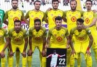 پیروزی نفت تهران مقابل استقلال خوزستان/ ثبت پنجمین باخت تیم ویسی