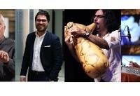 هنرنمایی حامد همایون ایرانی و مارکو بیزلی ایتالیایی