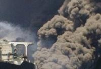 ایران ۶ کشور را برای پیوستن به عملیات مهار آتش نفتکش سانچی دعوت می کند