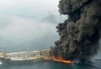 ۲ پیکر جدید در نفتکش ایرانی پیدا شد