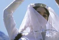 رقص زیبای دختر روس با آهنگ ایرانی + فیلم