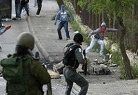 زخمی شدن ۲۹۲ فلسطینی در پی درگیری با نظامیان صهیونیست