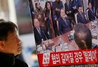 Korea talks ease war fears in Washington, but for how long?